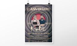 2 aniversario Kimtxu - Sukalmedia