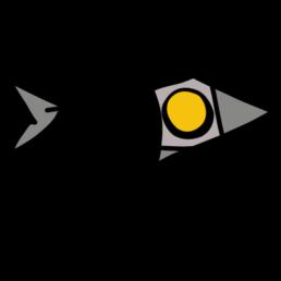 Logo Monocromo Vermuteria Gastrounderground - Sukalmedia