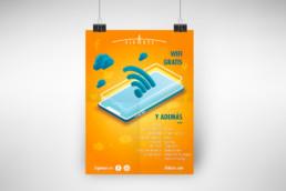 Bidarte Centro Comercial Bilbao - Diseño gráfico - Sukalmedia