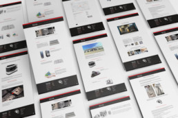 Rulisa Hydraulic Blocks - Diseño web - Sukalmedia