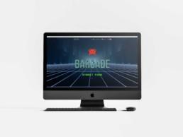 Página Web diseñada para Barcade Bilbao - Sukalmedia