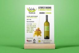 Gilda & Txakoli - diseño gráfico - peanas - Sukalmedia