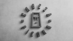 Cabeza Piedra - Branding - Diseño Gráfico - Rock - Sukalmedia
