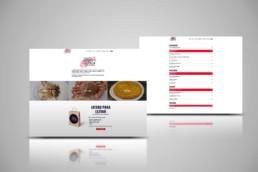 Jateko Etxea Restaurante - diseño web - Sukalmedia