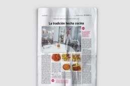 Jateko Etxea Restaurante - comunicación - Gestión de medios - Sukalmedia