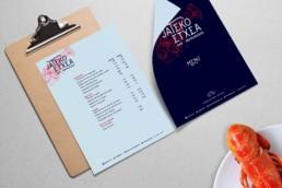 Jateko Etxea Restaurante - diseño gráfico - diseño carta - branding - Sukalmedia