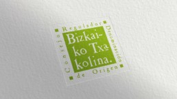 Bizkaiko Txakolina Denominación de Origen - Diseño gráfico - Sukalmedia